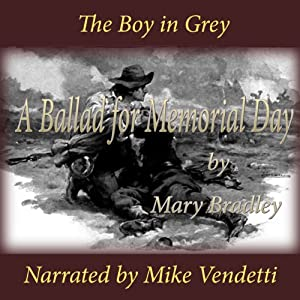 The Boy in Grey Audiobook