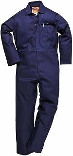 Portwest CE SafeWelder Boilersuit oxC030-ORANGE-XXXL
