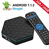 EASYTONE T95Z Plus Android TV Box Android 7.1 HD Player Amlogic S912...