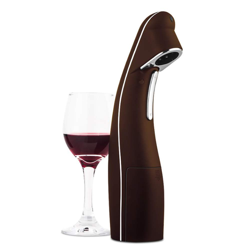 ZDYLM-Y Electric Wine Bottle Opener with Cutting Function, One-Button Start, and Comfortable Grip, for Christmas, Dinner