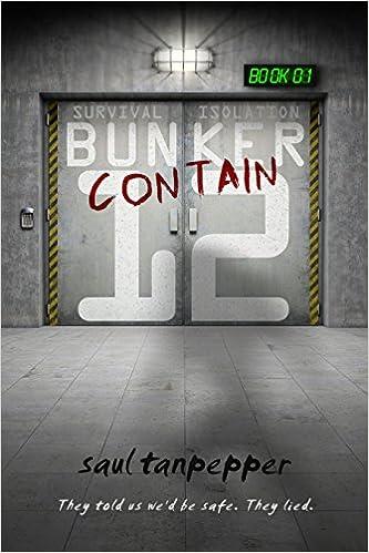 Read Contain: (BUNKER 12 Book 1) PDF, azw (Kindle), ePub
