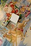 Home Comforts LAMINATED POSTER Christmas Santa Claus Snow Advent Calendar Calendar Poster
