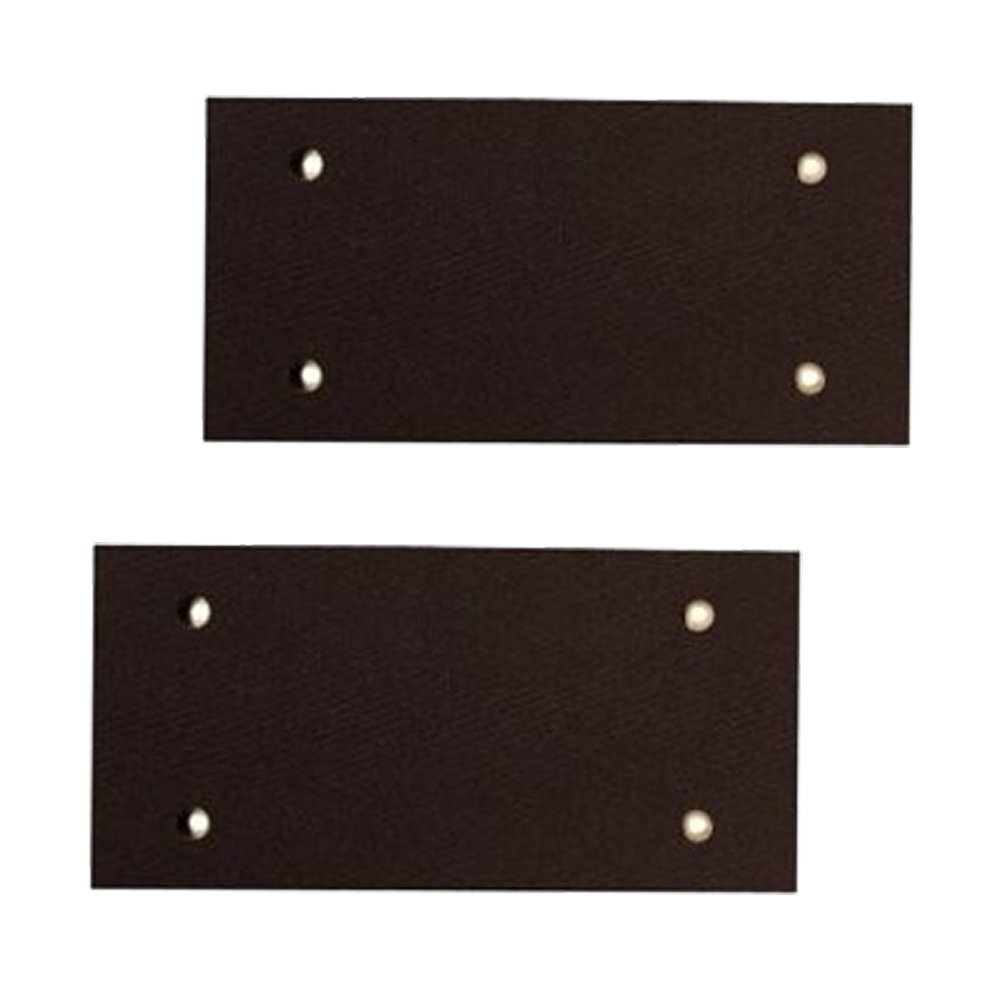 Porter Cable 505 Sander Replacement (2 Pack) Pad (Felt W/ Metal Plate) # 846456-2pk