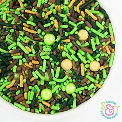 Sweet Sprinkle Mixes (Turtle Power)