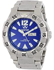 REACTOR Mens 53003 Gamma 300 Meter Blue Dial Watch