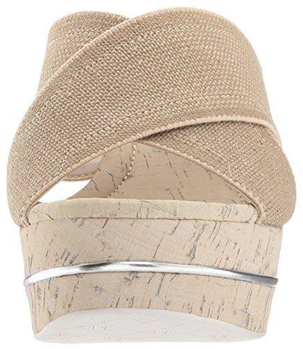 Donald J Pliner Women's Dani2 Platform Sandal Natural V0ISK