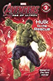 Avengers: Age Of Ultron: Hulk To The Rescue (Turtleback School & Library Binding Edition) (Passport to Reading Level 2)