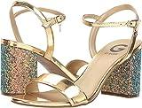 G by GUESS Women's Destin Golden Mermaid 6 M US