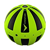 Hyperice HYPERSPHERE - 3 Speed High-Intensity Vibration Massage Ball For Myofascial and Trigger Point Release - Green