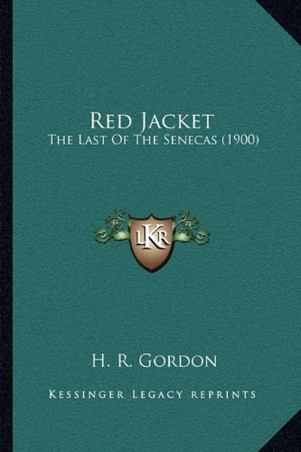 (Red Jacket: The Last Of The Senecas (1900))