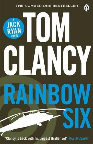 tom clancy books in order