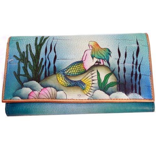 anuschka-1042-walletlittle-mermaidone-size