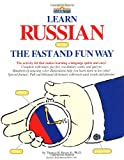 Learn Russian the Fast and Fun Way, Thomas R. Beyer, 0812048466
