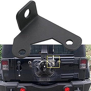 katur Jeep rueda de repuesto CB Antena Mount cola puerta