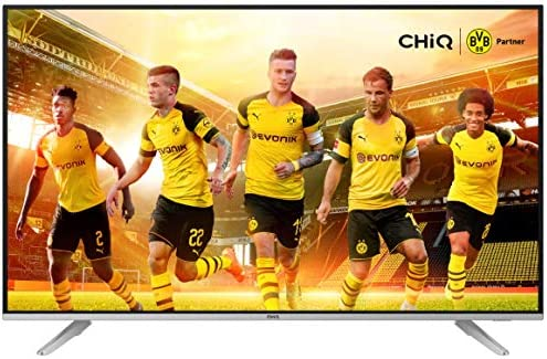 CHIQ U40G5SF 4K Smart WiFi TV 40