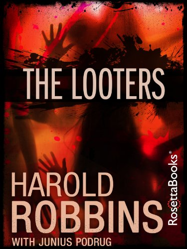 the betrayers podrug junius robbins harold