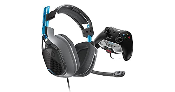 ASTRO Gaming A40 Headset + Mixamp M80 - Halo 5 Special Edition - Xbox One by ASTRO Gaming: Amazon.es: Videojuegos