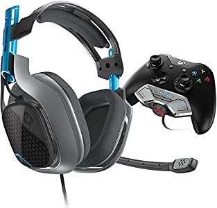 ASTRO Gaming A40 Headset + Mixamp M80 - Halo 5 Special Edition ...