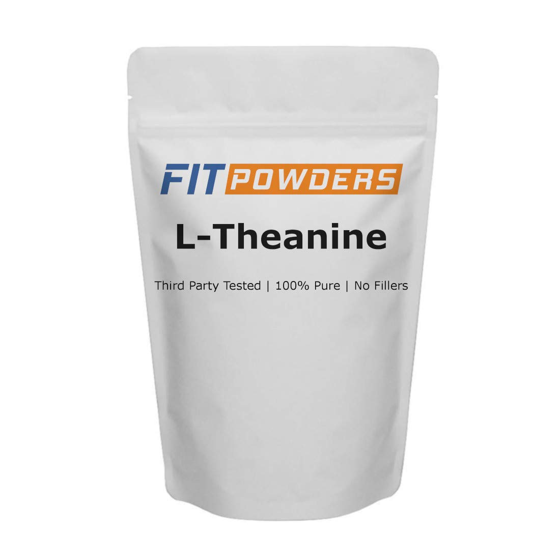 L-Theanine Powder 100g (500 Day Supply) 100% Pure, Non-GMO, Gluten Free, Mood and Cognitive Supplement, Stress Relief and Relaxation - Fit Powders                Pure Science L-Theanine Supplement 400 mg – Supports Cognition, Improves Mental Performance and Calms the mind and Reduce stress - 50 Vegetarian Capsules