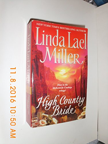 High Country Bride: The McKettrick Cowboys by Pocket Book