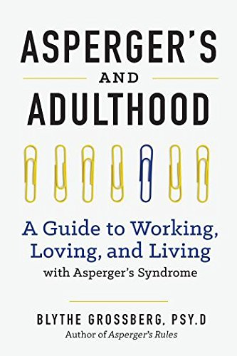 Aspergers Adulthood Working Loving Syndrome product image