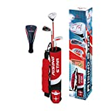 #9: Paragon Golf Youth Golf Club Set, Red, Ages 3-5 - Right Handed