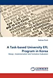 A Task-Based University Efl Program in Kore, Andrew Finch, 3838376374