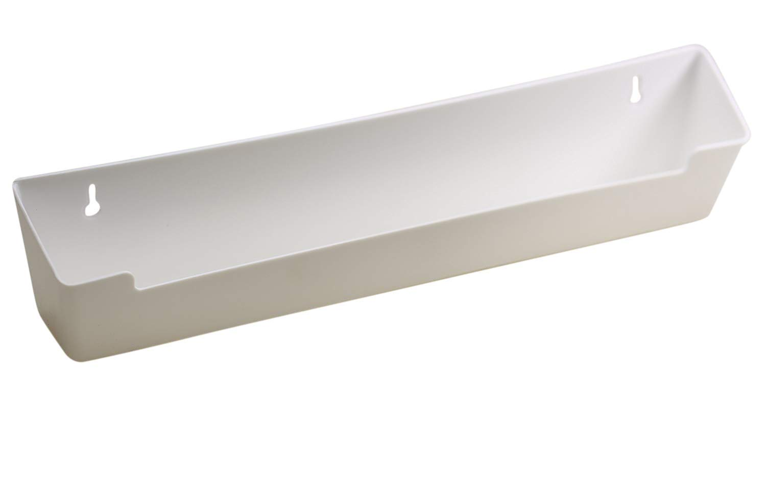 """Hamilton Bowes Sink Front Tip-Out Tray (14""""-3/4 Tray Only, White)"""