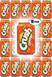 Crush Orange, 12 Fl Oz Can (Pack of 18, Total of 216 Oz)