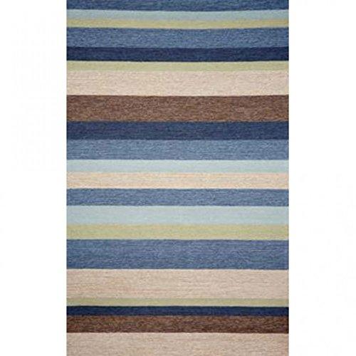 Ravella Collection Indoor-Outdoor Rug - Stripe
