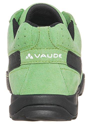 VAUDE Mens Leva Herren Outdoor Fitnessschuhe Grün (grasshopper 489)