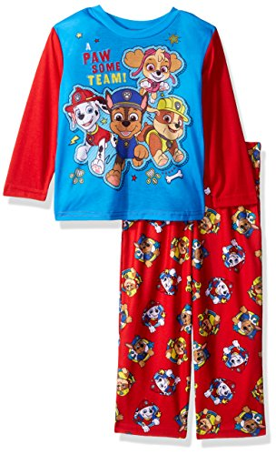 686057b0b2 Jual Nickelodeon Boys  Toddler Paw Patrol 2-Piece Pajama Set ...