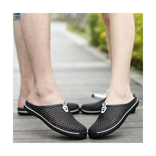 katliu Unisex Pantofole da All'Aperto Estate Leggere per Casa Mare Spiaggia, 35-45 6 spesavip