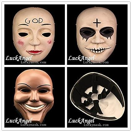 2016 * Nuevo * La Máscara de purga dios Cruz Cosplay 2016 decoración del hogar colección