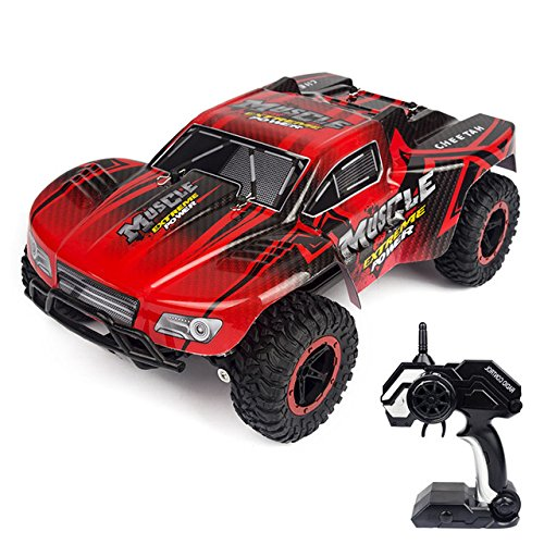 Toy, Play, Game, 1:16 RC Super Cross-Country Climbing Vehicle Car 2.4G 2WD Radio RC Car Buggy High Speed SUV Bigfoot Drift Remote Control Toy Car, Kids, Children 2wd Suv