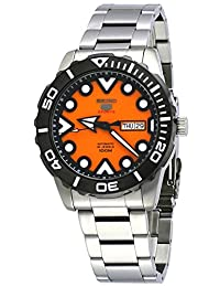 Seiko Mens 5 Automatic Analog Casual Watch (Imported) SRPA05K1