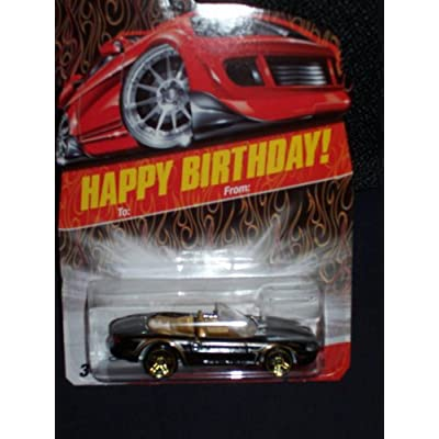Hot Wheels 2008 Happy Birthday Series Jaguar XK8 Wal-Mart Exclusive 1:64 Scale Collectible Die Cast Car: Toys & Games