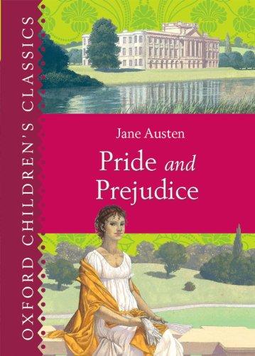 Book cover for Pride and Prejudice