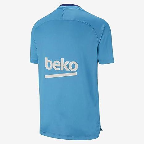NIKE FCB Y Nk Dry Sqd Top SS Gx 2 - Camiseta de Manga Corta Unisex ...