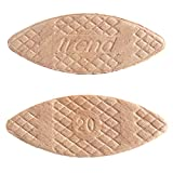 Trend BSC/20/1000 Number 20 Trend Wooden Biscuits (1000 Pack)