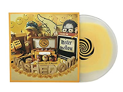 Mister Mellow (Limited Edition Clear With Yellow Blob Colored Vinyl)