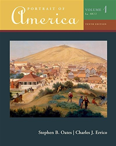 1: Portrait of America, Volume I