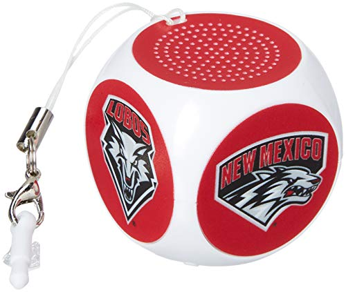 NCAA MX-100 Cubio Mini Bluetooth Speaker