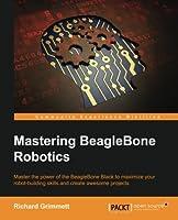 Mastering BeagleBone Robotics Front Cover