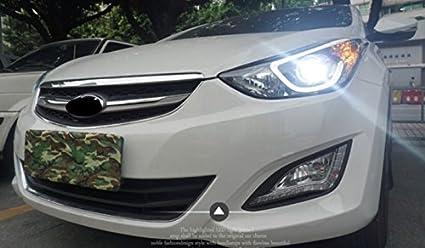 Amazon Com Gowe Car Styling For 2012 2017 Hyundai Elantra