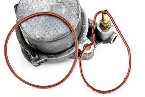 (RKX Vacuum Pump Reseal/Rebuild Kit for SAAB 9-3 gasket and seal 93 2.0L 2.0 T L)