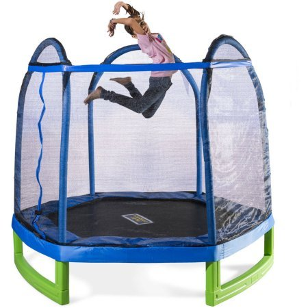Trampoline Bounce Perfect for kids ages 3-10 'Bounce Pro 7' by
