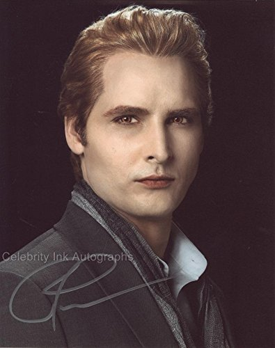 PETER FACINELLI as Carlisle Cullen - Twilight GENUINE AUTOGRAPH