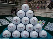 72 Pinnacle Gold White 5A Golf Balls