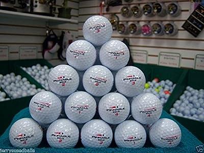 72 Pinnacle Gold White 5A Golf Balls